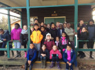 Year 6 Arrive at Sayers Croft