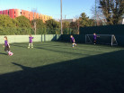 Girls Football Competition