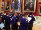 Classes 3 and 4 trip to the Wallace Collection