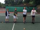 Mini Orange Tennis Tournament