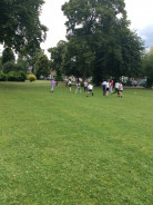 Year 6 Frisbee Tournament