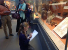 Class 4 visit to the British Museum