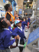 Pupil Premium Trip to the London Museum of Water and Steam on Thursday 26th May 2016