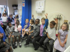 Pupil Premium Trip to visit a Practice Nurse at Brentford Health Centre on 23rd June 2016