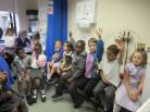Pupil Premium Trip to visit a Practice Nurse at Brentford Health Centre on 23rd June 2016