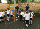 Reception R's Day of Sport