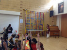 Classes 3 and 4 Roman Day