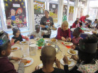 St Paul's Christmas lunch