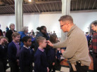 Ash Wednesday at St Faith's