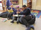 Visit to Brentford Library