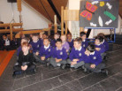 Year 2 get ready for St Paul's Day