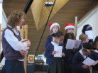 Choir Sing at the Parents' Prayer Group