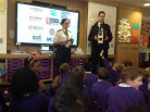 Police talk to 5L about Internet safety
