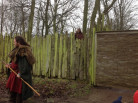 Year 3 and 4  become Celtic Warriors!