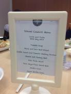 School Council Food Tasting