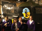 Year 5 visit the Imperial War Museum