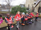 Years 1 & 2 Scooter Training