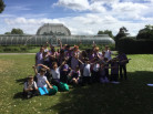 Year 5 explore tropical plants at Kew Gardens